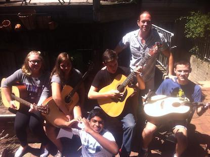 Acoustic Guitar Summer Workshop at Potomac Falls Music