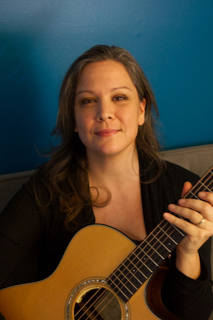 Ashley Cash Guitar Instructor at Potomac Falls Music