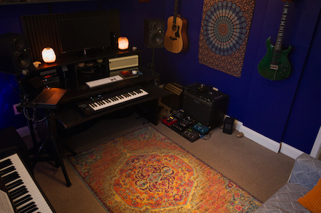Teaching and Recording Studio 1
